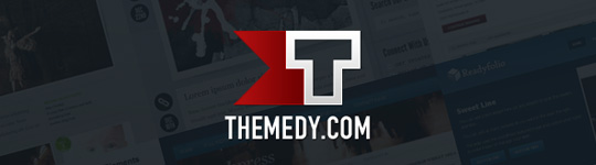 Post image for Themedy – Child themes for Thesis Theme and Genesis Framework